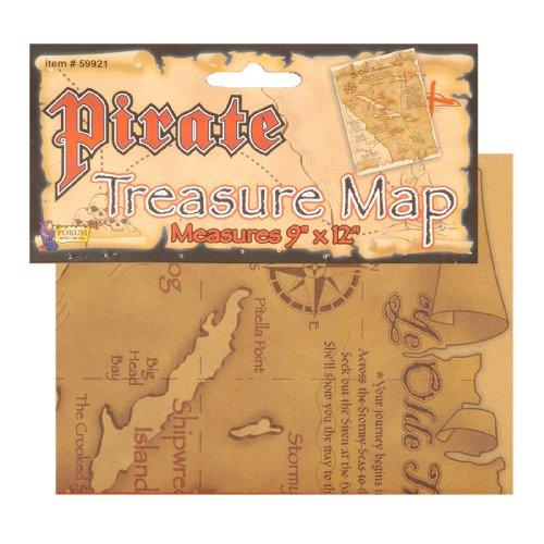 Pirate Treasure Costumes Birthday Favors