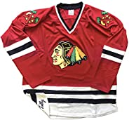 Blackhawks Jerseys - Three (3) Colors and 10 Sizes, We Add Your Name and Number