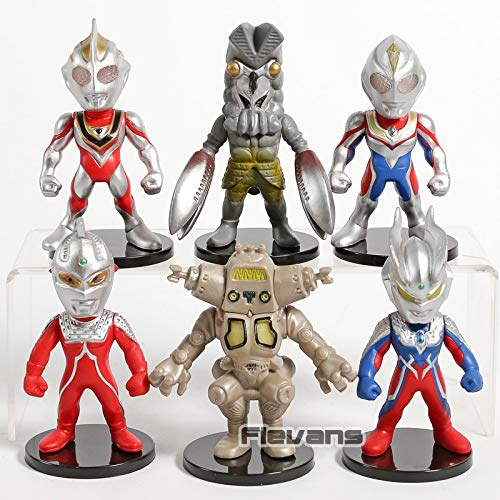 GrandToyZone Set Figure Series - Ultraman Series - 7-11cm (2.8-4.3 inch) -