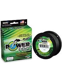 Power Pro 21102500150DE Downrigger Fishing Cable, 250 lb/450', Moss Green