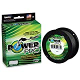 Power Pro 21102500150DE Downrigger Fishing Cable, 250 lb/450', Moss Green