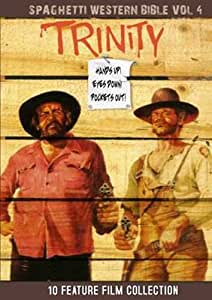 Amazon.com: Spaghetti Western Bible, Vol. 4: Trinity: Terence Hill, Bud Spencer, Various: Movies ...