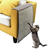Sofa Shield Cover Protector Animal Ultimate Cat Scratcher Scratching Pad (Light Brown)