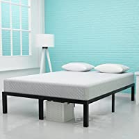 Olee Sleep 6 inch Saturn Memory Foam Mattress (Twin),06FM01T