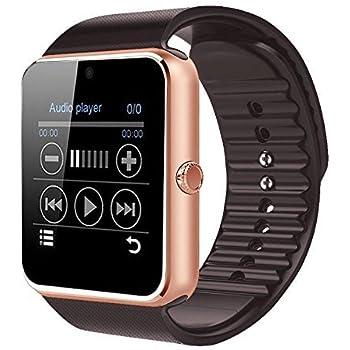 Amazon.com: Alike C08 Men and Women Fashion Bluetooth Smart ...