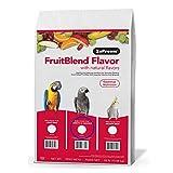 ZuPreem ZP83350 Fruitblend Medium/Large Parrot/Conure Caged Bird Food, 35-Pound