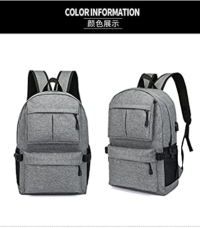 Amazon.com: Anti-Theft Backpacks 12 inch Laptop Smart Backpacks for Teenager Fashion Mochila Leisure Travel Backpack Lightweight School Bookbags with USB ...