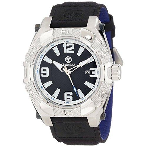 3 Hands Date Watch - Timberland Men's TBL_13322JS_02 Hookset Analog 3 Hands Date Watch
