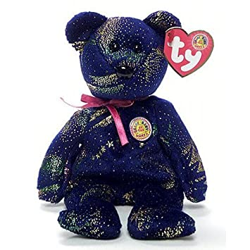 Image Unavailable. Image not available for. Color  Ty Beanie Babies Comet -  Bear (BBOM November ... cd58d86bb80d