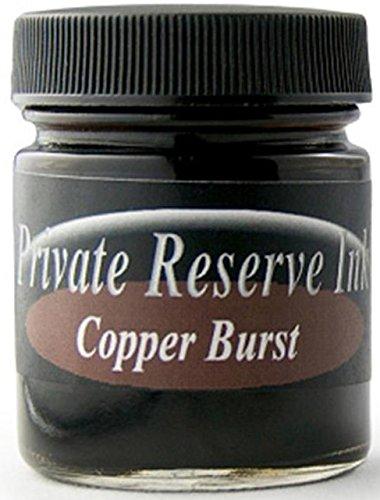 Private Reserve Ink Bottle Copper Burst (Reserve Fountain Private Ink Pen)