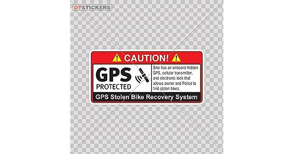 Amazon.com: Pegatinas de vinilo con símbolo de seguridad de ...
