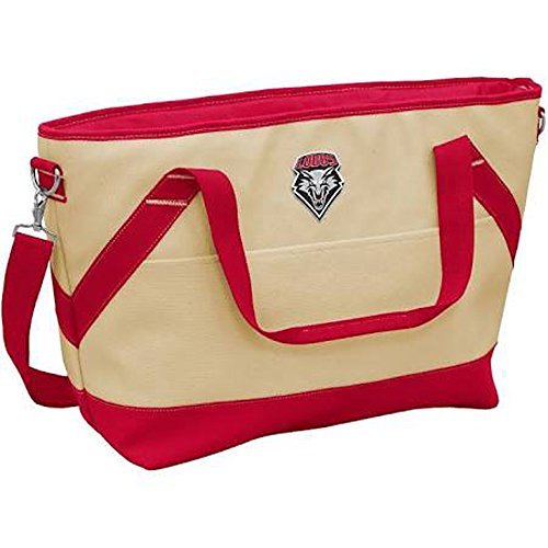NCAA Brentwood Cooler Tote New Mexico Lobos ()