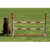 Affordable Agility Red Competition Adj Jump