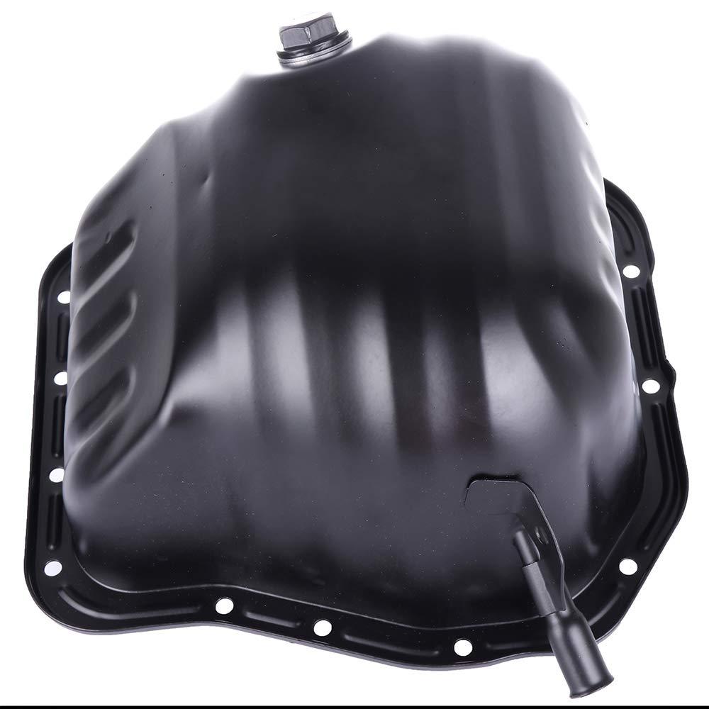 ECCPP Engine Oil Pan Drain Plug Kit fit for 93 94 95 96 97 98 99 00 01 02 03 04 05 06 Subaru Baja Impreza Legacy H4 2.5L 2.2L Cummins Diesel Compatible with 264-601