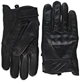 Milwaukee Leather Men's Premium Leather Perforated Cruiser Gloves MG7500 (2XL)
