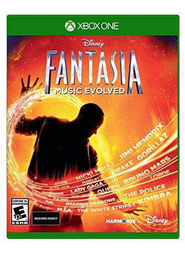 Disney Fantasia: Music Evolved - Xbox One ()