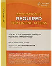 Sam 365 & 2016 Asesment, Training, and Projects With 1 Mindtap Reader