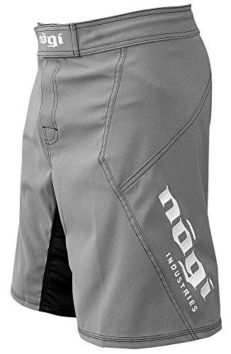 Nogi Phantom 3.0 Fight Shorts - Gray Industries