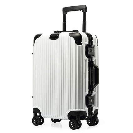 Amazon.com: Maleta XDD para hombre y mujer, maleta rígida ...