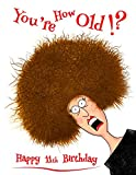 Happy 11th Birthday: You're How Old!? Notebook, Journal, Diary, 365 Lined Pages, Funny