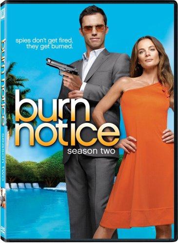 Burn Notice: Season 2 -  DVD, Jeffrey Donovan
