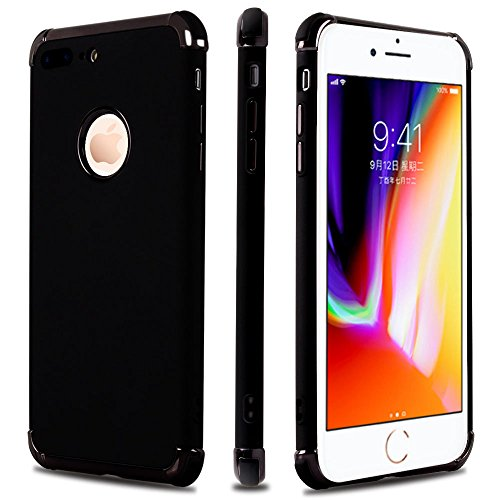 Shockproof Bumper Silicone Case For iphone 7 plus - 4