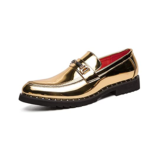HILOTU Zapatos Oxford para Hombre Zapatos De Vestir Formales ...