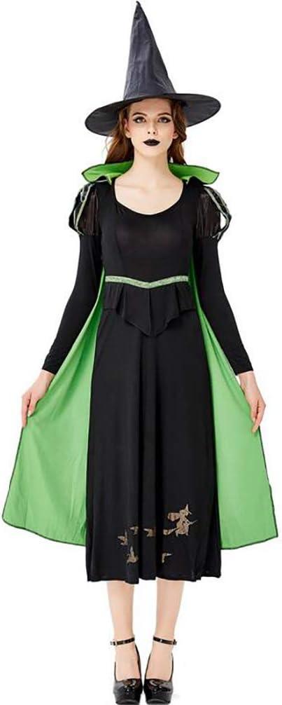 SHANGXIAN Halloween Vampire Witch Cosplay Disfraces Mujer Traje de ...