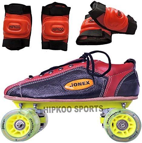 f2a320e475f6 Buy JJ Jonex Professional Shoe Skates (Size 1 kids) Online at Low ...