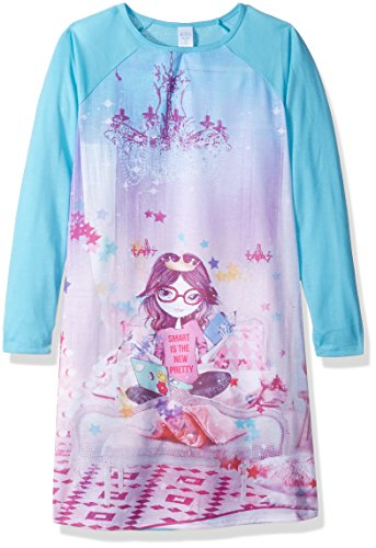 Childrens Blue Nightgown - 2