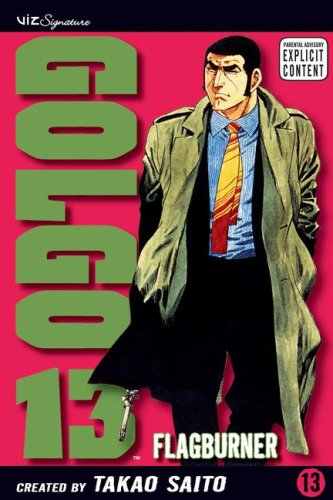 Download Golgo 13, Vol. 13 PDF