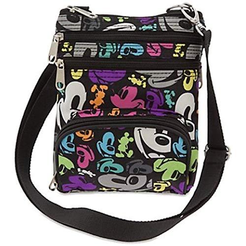 (Disney Parks Crossbody Bag Mickey Mouse Colorful Pop Art)