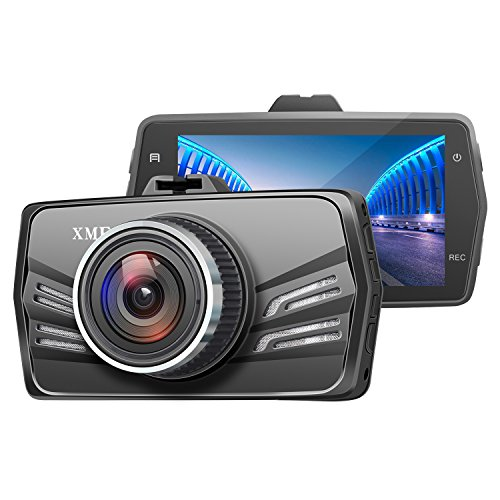 Dash Cam XME 3.0' LCD Full HD 1080P Car Camera...