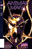 img - for Animal Man (1988-1995) #71 book / textbook / text book