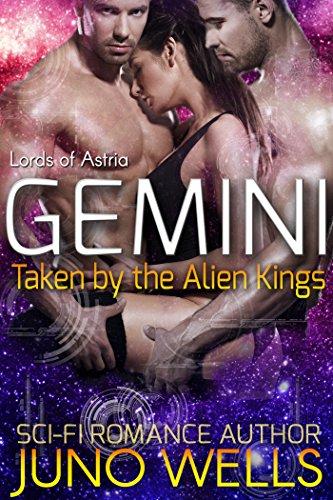 Gemini Sci Fi Menage Romance Astria ebook product image