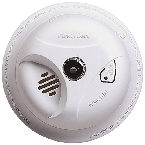 Smoke Alarm with Escape Light (Tamper Resistant Window)