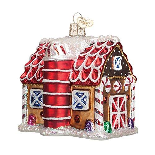 Farm Christmas Ornaments: Amazon.com