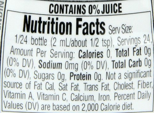 MiO Liquid Water Enhancer, Fruit Punch, 1.62 Ounce (Pack of 12) by Mio (Image #1)'