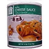 Bakers & Chefs Nacho Cheese Sauce - 6 lbs 10 oz
