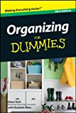 Clean up your act, get more done, and have more time for fun!       Packed with proven organizing systems and techniques, this guide shows you step-by-step how to break down organizing jobs into bite-size pieces, assemble the tools and...