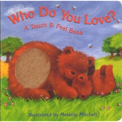 Bendon Publishing Who Do You Love?: Wang, Margaret, Mitchell, Melanie: Toys & Games