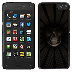 LECELL--Funda protectora / Cubierta / Piel For Amazon Fire Phone -- Grim Reaper muerte Close Up --