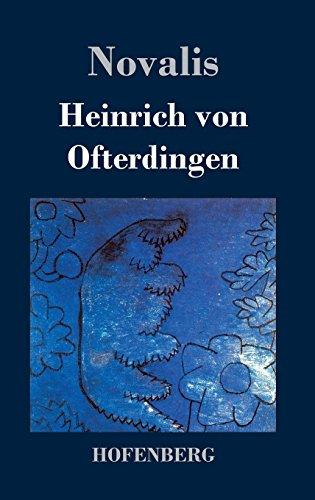 Heinrich von Ofterdingen  [Novalis] (Tapa Dura)