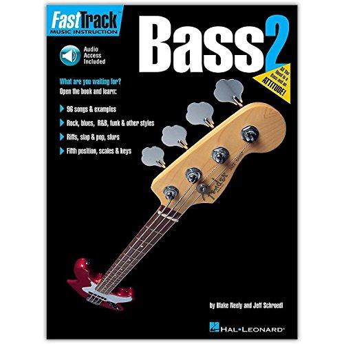 FastTrack Bass Method - Book 2 (FastTrack Music (Funk Guitar Riffs)