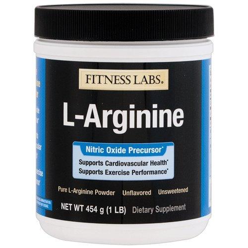 Fitness Labs L-Arginine Powder, 1 Lb Fitness Health Lab