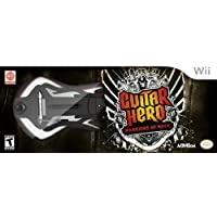 Guitar Hero: Warriors of Rock Guitar Bundle (Wii) by Activision