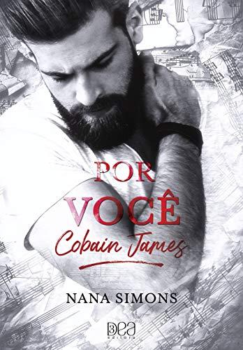 Por você, Cobain James por [Simons, Nana]
