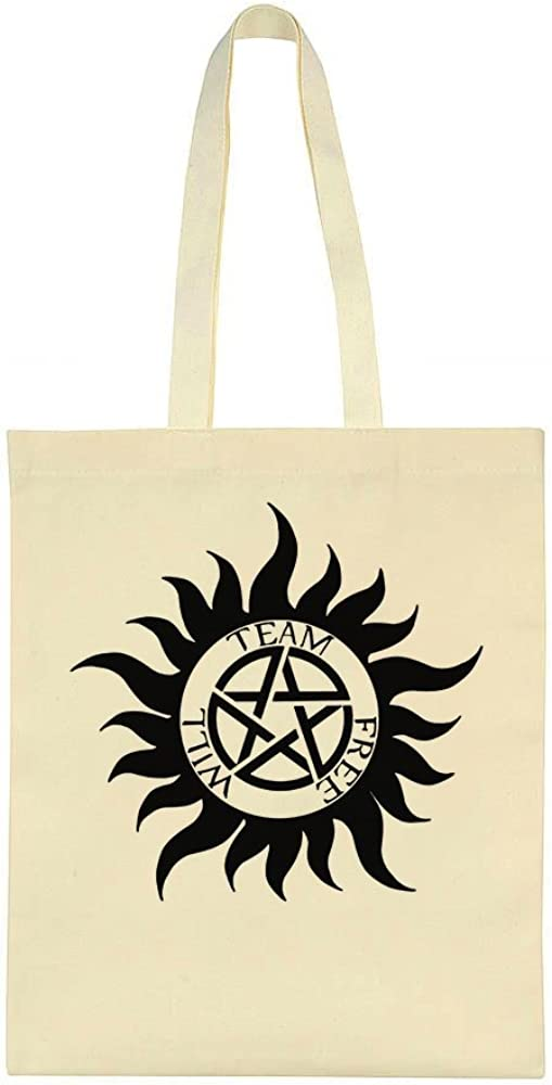 idcommerce Free Will Team Design Tote Bag