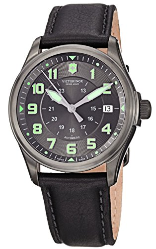 Victorinox Men's 241518 Infantry Analog Display Swiss Automatic - Swiss Army Watch Automatic