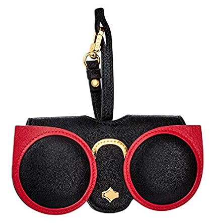 fca4b1f34289 Image Unavailable. Image not available for. Color: ATUKI Storage Bags|Ultra-Thin  Sunglasses Protector Bag Cat Eye Suncover Glasses Storage Holder